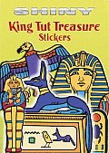 Shiny King Tut Treasure Stickers