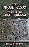 Prose Edda Tales From Norse Mythology