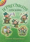 Leprechauns Stickers