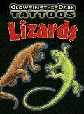 Glow In The Dark Tattoos Lizards