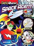 ComicQuest Space Agent