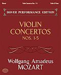 Violin Concertos Nos 1 5
