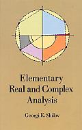 Elementary Real & Complex Analysis