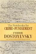 Notebooks for Crime & Punishment