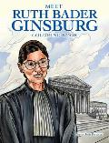 Ruth Bader Ginsburg Coloring Book: A Tribute to Us Supreme Court Justice Rbg