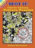 Spot It Clever & Crazy Picture Puzzles