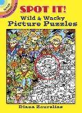 Spot It Wild & Wacky Picture Puzzles