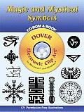 Magic & Mystical Symbols Cdrom Book