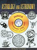 Astrology & Astronomy Cd Rom & Book