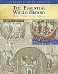 The Essential World History, Enhanced Edition, Volume 1