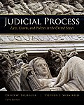 Judicial Process Law Courts & Politics in the United States