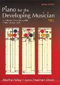 Piano for the Developing Musician: Media Update [With Access Code]
