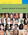 Research Methods for Social Work 7th edition