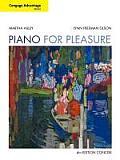 Cengage Advantage Books Piano For Pleasure Concise