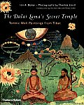 Dalai Lamas Secret Temple Tantric Wall Paintings from Tibet