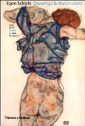 Egon Schiele Drawings & Watercolors