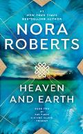 Heaven & Earth Three Sisters Island Trilogy 02