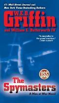 The Spymasters: A Men at War Novel: Men at War 7