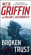 Broken Trust: A Badge of Honor Novel: Badge of Honor 13