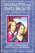 Charlotte & Emily Bronte The Complete Novels