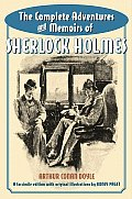 Complete Adventures & Memoirs of Sherlock Holmes