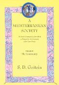 A Mediterranean Society, Volume II, 6: The Jewish Communities of the Arab World as Portrayed in the Documents of the Cairo Geniza, the Community
