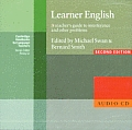 Learner English Audio CD A Teachers Guide to Interference & Other Problems