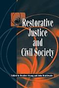 Restorative Justice and Civil Society