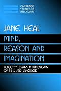Mind, Reason and Imagination