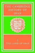 Cambridge History of Iran Vol 1