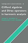 Clifford Algebras and Dirac Operators in Harmonic Analysis