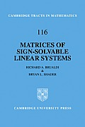 Matrices of Sign-Solvable Linear Systems