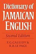 Dictionary of Jamaican English