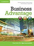 Business Advantage, Upper-Intermediate: Theory, Practice, Skills