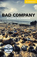 Bad Company Level 2 Elementary/Lower-Intermediate Student Book with Audio CDs (2) [With CDROM]