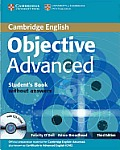 Objective Advanced Student's Book Without Answers [With CDROM] (Objective)