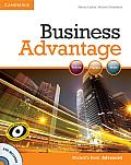 Business Advantage Advanced Students Book With Dvd
