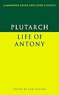 Plutarch: Life of Antony