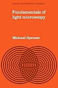 Fundamentals of Light Microscopy