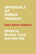 Universals of Human Thought: Some African Evidence