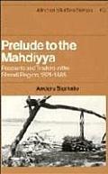 Prelude To The Mahdiyya Peasants & Trade