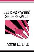 Autonomy & Self Respect