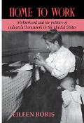 Home to Work: Motherhood and the Politics of Industrial Homework in the United States