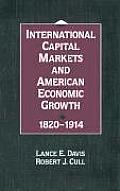 International Capital Markets and American Economic Growth, 1820-1914