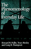 The Phenomenology of Everyday Life: Empirical Investigations of Human Experience