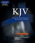 Concord Wide-Margin Reference Bible-KJV
