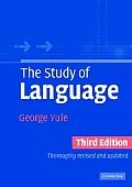 Study Of Language 3rd Edition