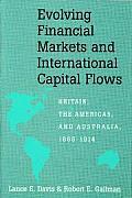 Evolving Financial Markets and International Capital Flows