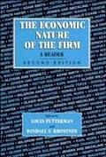 Economic Nature Of The Firm A Reader 2nd Edition