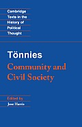 T?nnies: Community and Civil Society